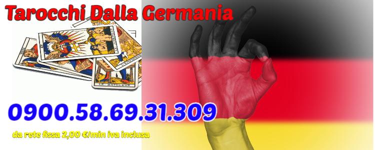 cartomanzia dalla germania