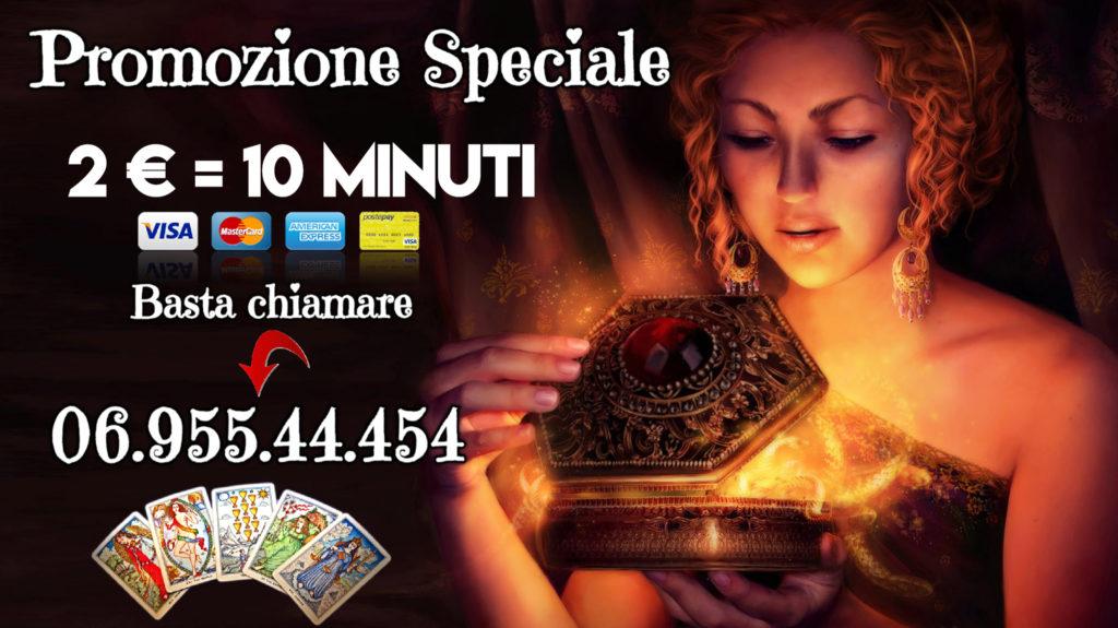 cartomanzia 2 € 10 minuti